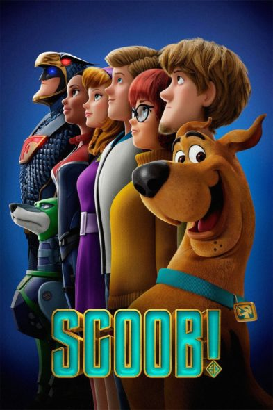 Scoob! - Movie Poster