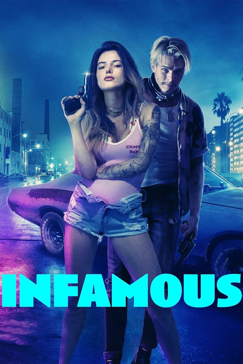 Infamous - Movie Poster