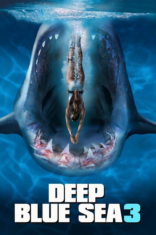 Deep Blue Sea 3 - Movie Poster