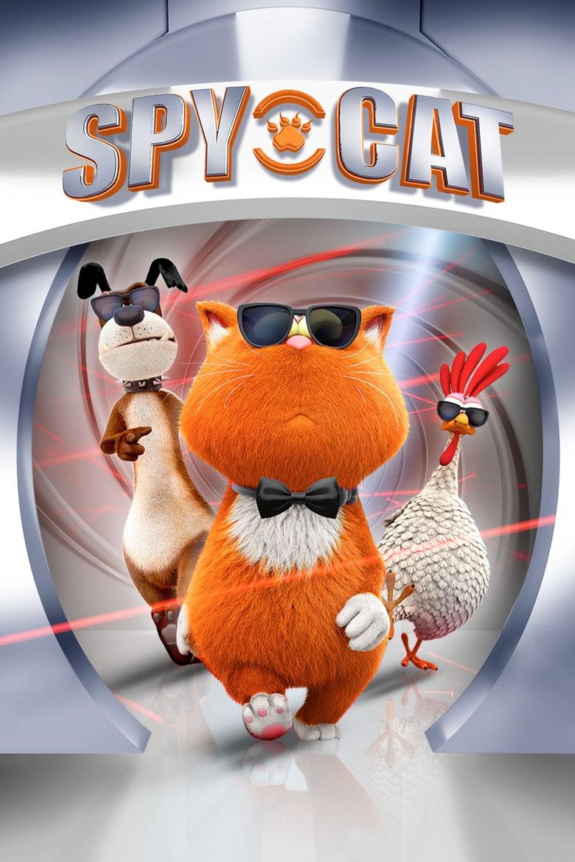 Spy Cat - Movie Poster