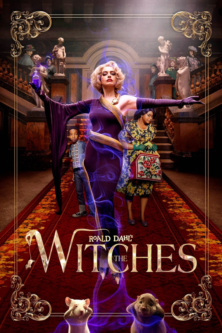 Roald Dahl's The Witches - Movie Poster