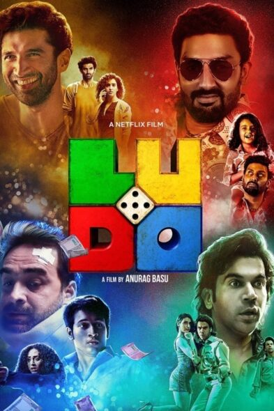 Ludo - Movie Poster
