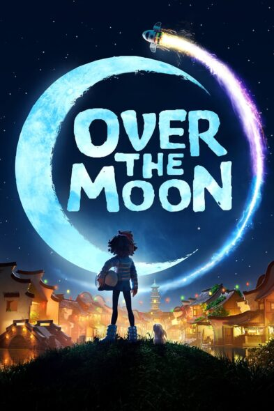 Over the Moon - Movie Poster