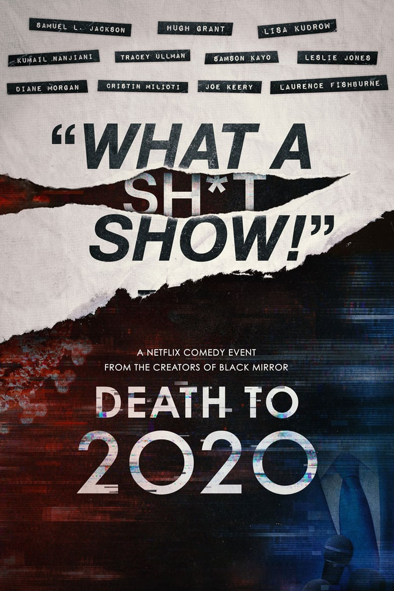 Death to 2020 - Movie Poster