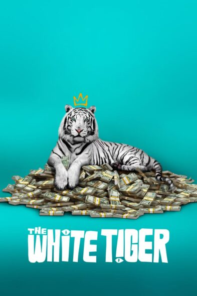 The White Tiger - Movie Poster