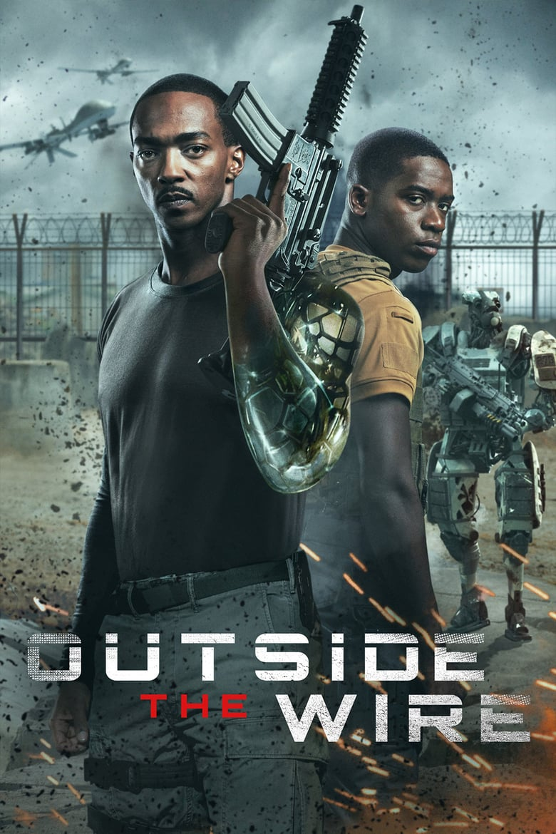 Outside the Wire - Movie Poster