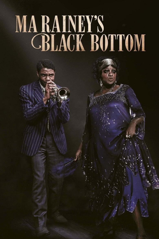 Ma Rainey's Black Bottom - Movie Poster