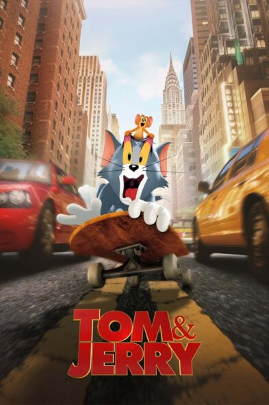 Tom & Jerry - Movie Poster