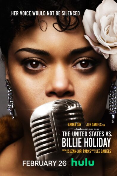 The United States vs. Billie Holiday - Movie Poster