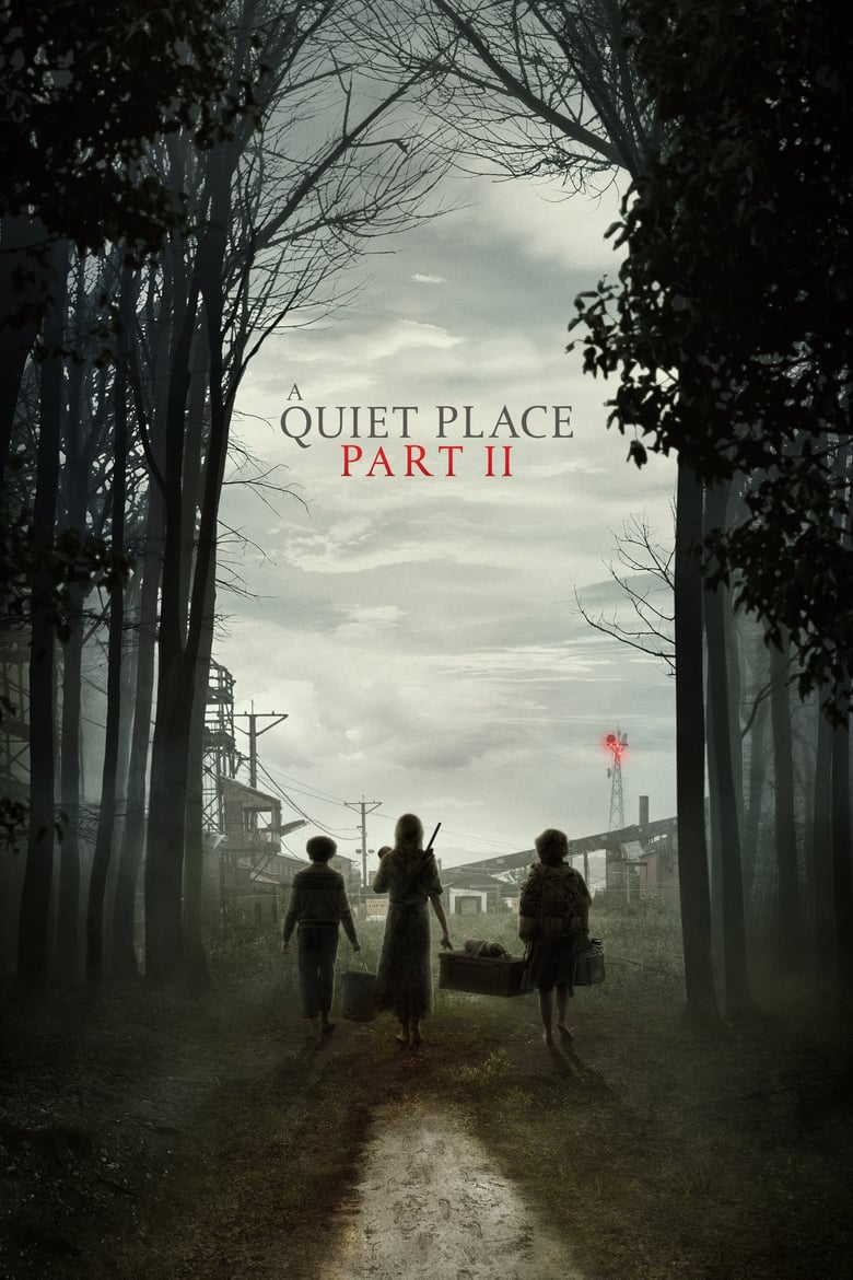 A Quiet Place Part II - Movie Poster