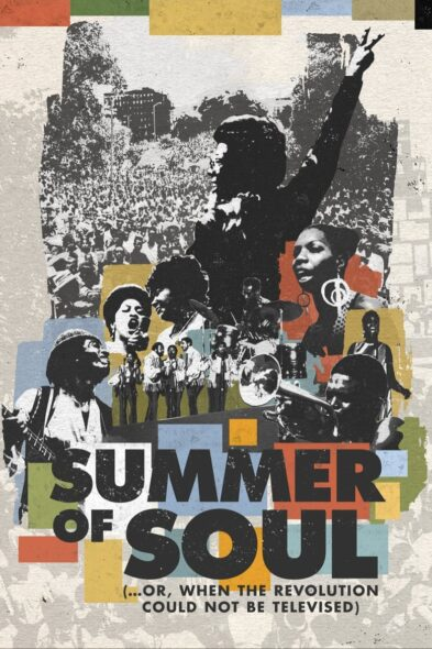 Summer of Soul (...or, When the Revolution Could Not Be Televised) - Movie Poster
