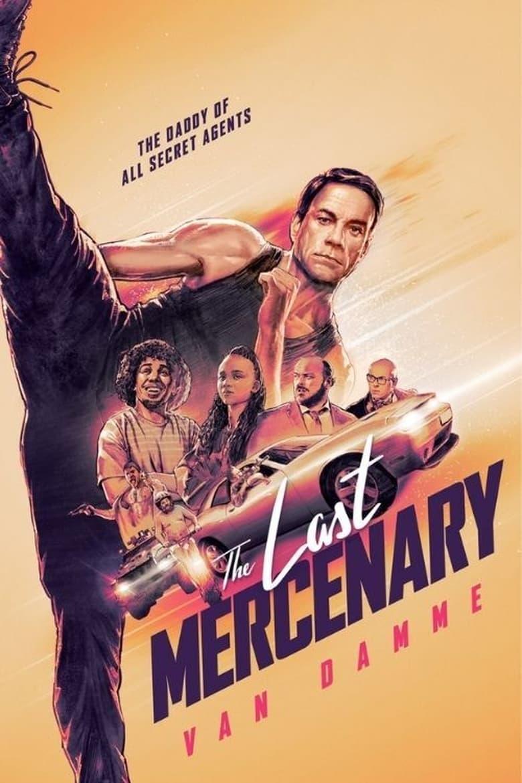 The Last Mercenary - Movie Poster