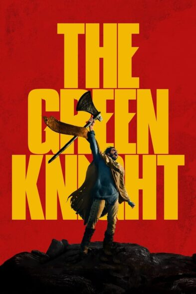 The Green Knight - Movie Poster