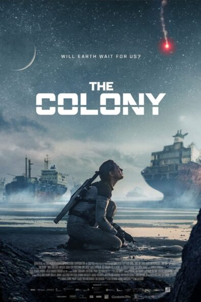 The Colony - Movie Poster