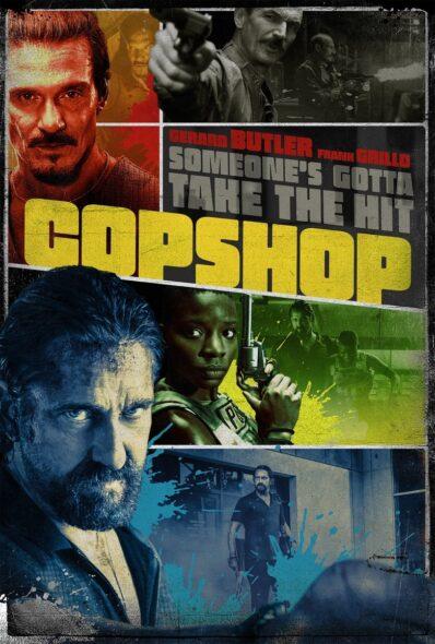 Copshop - Movie Poster