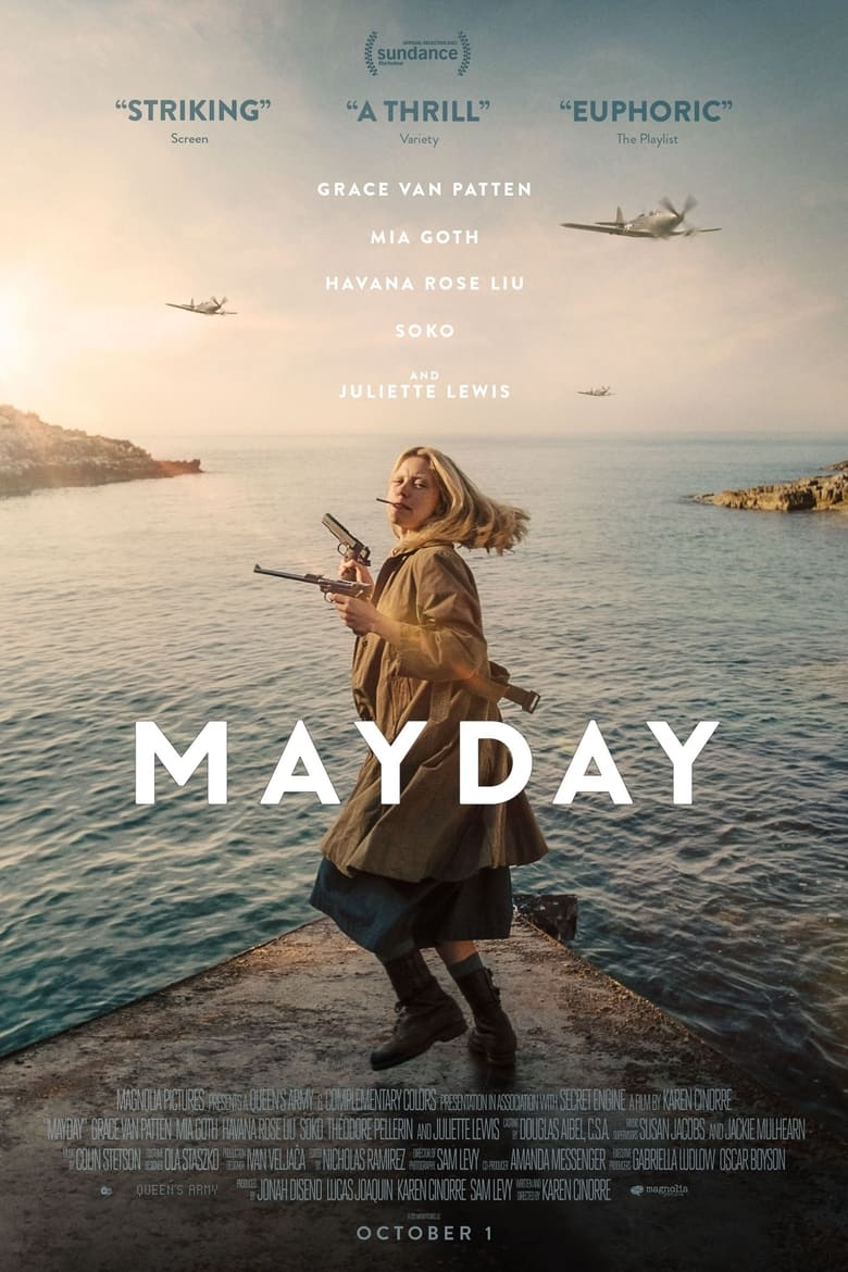 Mayday - Movie Poster