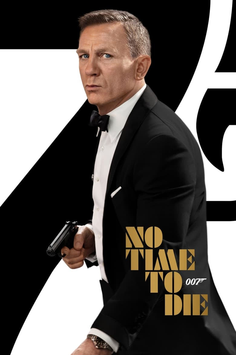 No Time to Die - Movie Poster