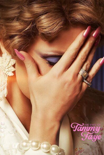 The Eyes of Tammy Faye - Movie Poster