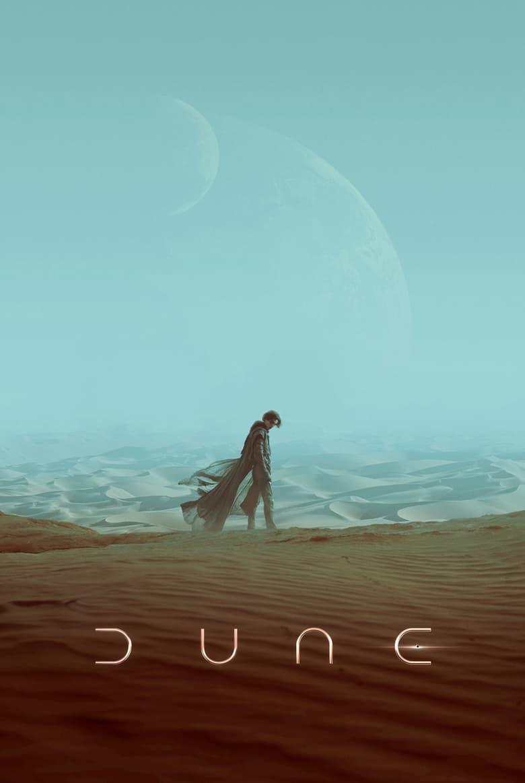 Dune - Movie Poster